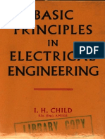 Basic Principles in Electrical Engineering