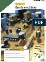Introducion a La Electronica - Resistencia Condensador Bobina