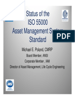 ISO 55000 Asset Management Poland