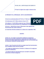 JOURNAL OFFICIEL DE LA RÉPUBLIQUE DE DJIBOUTI