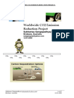 Worldwide CO2 Emission Reduction Project