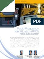Airbus RFID