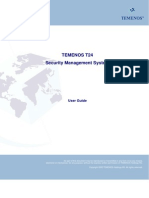 T24 Security Management System - User Guide