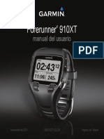 Forerunner 910xt Manual Es-may12