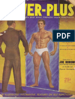 Joe Bonomo's Powerplus Exercises
