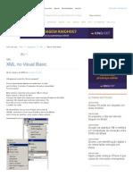 XML No Visual Basic _ iMasters