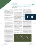 Artículo Infopower enero 2013