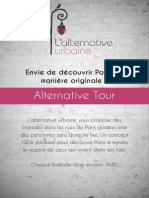 Alternative Tour- French