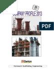 BPW Company Profile 2013