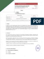 Herrajes y Accesorios Para Lineas Aereas Bt Con Conductores Aislados en Haz