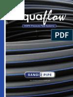 1a Aquaflow HDPE Pipe Catalogue