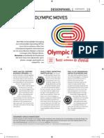 Designpanel - Olympic Moves