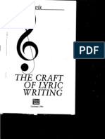 Sheila Davis Craft of Lyric Writing