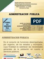 ADMINISTRACION PUBLICA.pptx