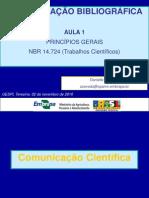 CURSO - Metodologia da Pesquisa Científica (UESPI 2010)