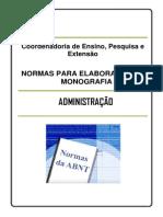 MANUAL - Monografia