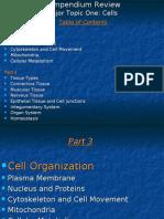 Compendium Review Cells Part 3
