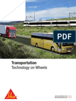 Transportation Technology on Wheels