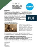 Strategic Framework Review