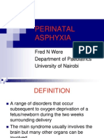 Perinatal Asphyxia for Level 5 Mbchb p