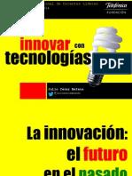 Innovar con tecnologías