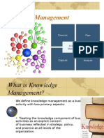 Knowledge Mgt