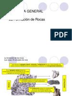 La Formacion de Rocas y Minerales-1