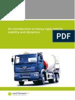 heavy vehicle rigid dynamics