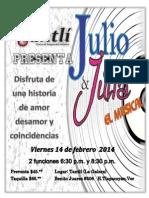 Julio y Julia Propaganda