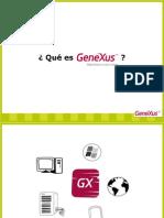 01-PresentacionGeneXus-CursoGXXEv2