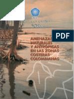 Libro Amenazas Zonas Costeras