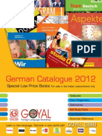 German Catalogue