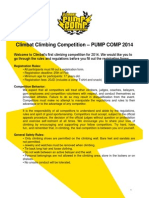 Pump Comp 2014 Rules and Regulation