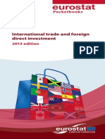 International Trade and Foreign Direct Investment - 2013 Edition