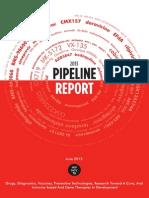 2013 Pipeline Report