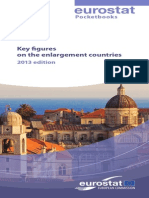 Key Figures on the Enlargement Countries - 2013 Edition