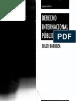 105971140 Derecho Internacional Publico Julio Barboza