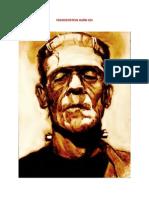 Frankenstein Hard On - Lisa Torquay