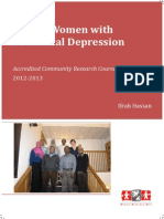 Somali Women with Post-Natal Depression