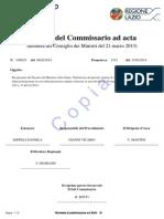 DECRETO U00025 DEL 31.1.2014