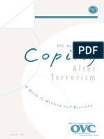 Handbook for Coping After Terrorism