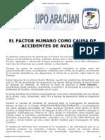 Grupo Aracuan - El Factor Humano