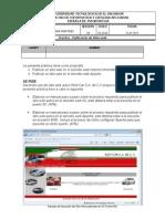 Práctica I - Publicación de Sitio Web