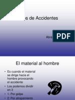 Tipos de Accidentes (Presentacion)