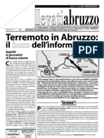 sollevati abruzzo 2009-11
