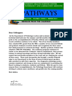 Pathways Newsletter, Winter 2014