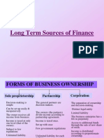 Lec.7 Sources of Finance