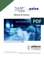 Manual de Usuario PLA SF