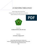 Cover Laporan Kasus Kehamilan Ektopik