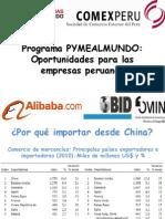 Como Importar de China COMEXPERU